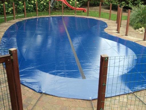 Afdekzeil zwembad